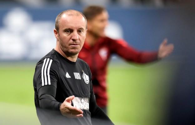 Ekstraklasa piłkarska - Vukovic nie jest już trenerem Legii