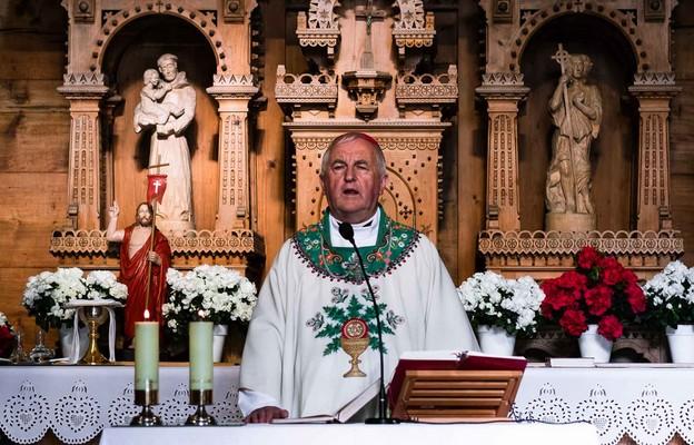 Komunikat Nuncjatury Apostolskiej dotyczący bp. Jana Szkodonia