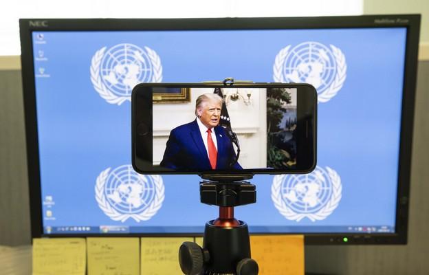ONZ/ Trump: musimy pociągnąć Chiny do odpowiedzialności za Covid-19