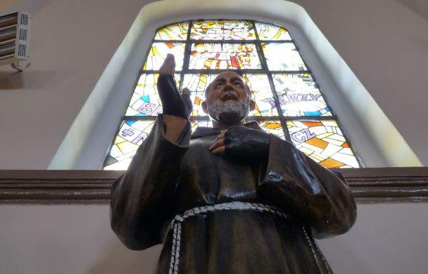Ojciec Pio w diecezji toruńskiej