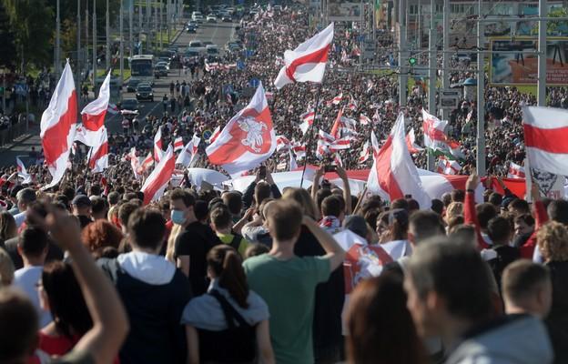 Kościół na Białorusi nie jest sam