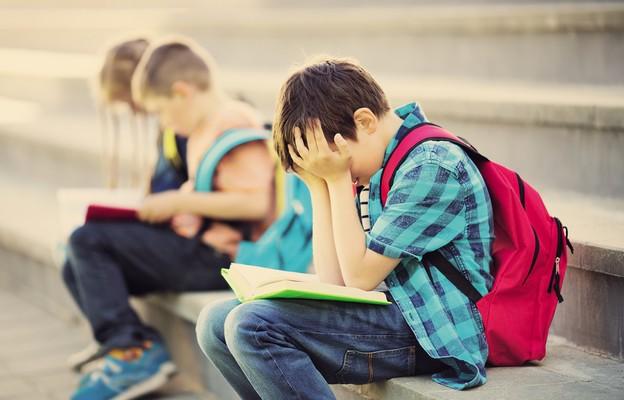 Przyczyny stresu u dzieci szkolnych