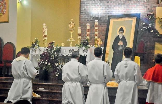 Oleśnica czci św. Szarbela
