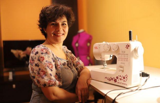 Natalia, obywatelka Kirgistanu, dziś szczęśliwa mieszkanka Krakowa