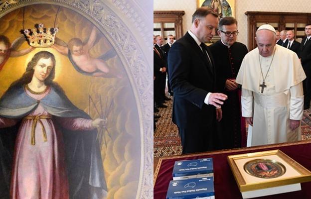Patronka Warszawy i strażniczka Polski jednoczy wszystkich