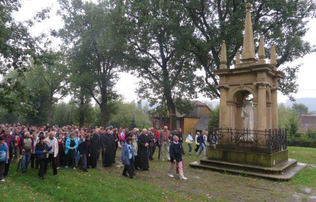 Przed epidemią rodziny diecezji bielsko-żywieckiej co roku pielgrzymowały do Kalwarii Zebrzydowskiej.
