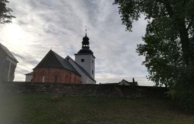 Kościół w Tyńcu n. Ślęzą