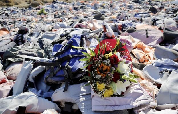 Cmentarz na Lesbos
