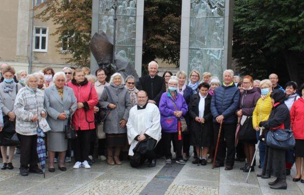 Iskra Bożego Miłosierdzia w parafii katedralnej