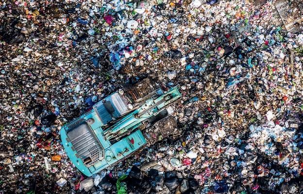 Walczymy z przestępstwami śmieciowymi