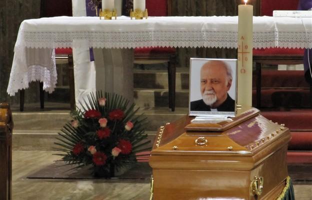 W Rzymie pożegnano legendarnego opiekuna polskich pielgrzymów