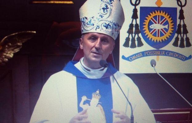 Bp Solarczyk: Prośmy, aby św. Michał Archanioł był stróżem naszej wierności