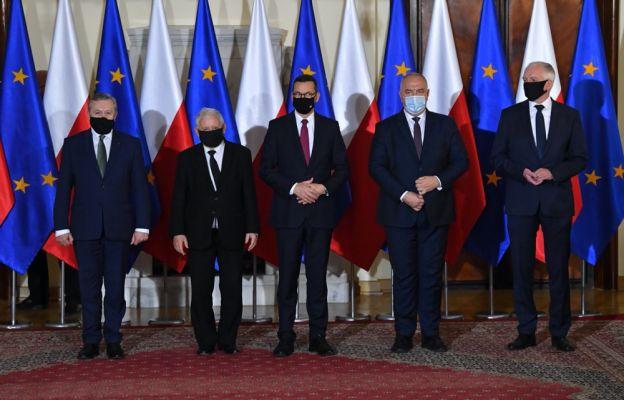 Premier ogłosił zmiany w rządzie; Jarosław Kaczyński wicepremierem