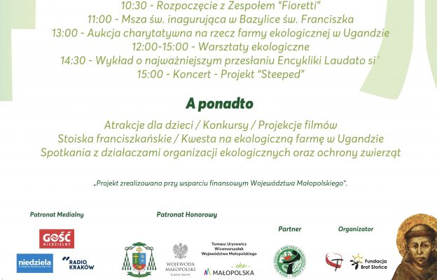 Program wydarzenia