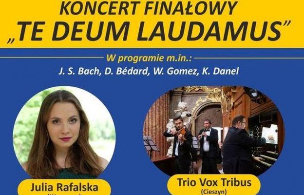 Trio i solistka. Zapraszają na finałowy koncert dziękczynny