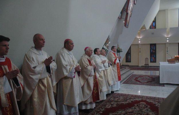 Abp Depo na inauguracji w WSD: strategią naszego działania ma być zaufanie Bogu