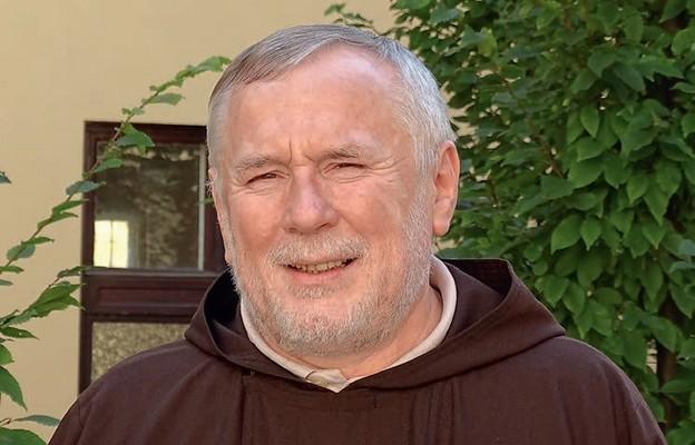 O. dr Andrzej Baran, kapucyn