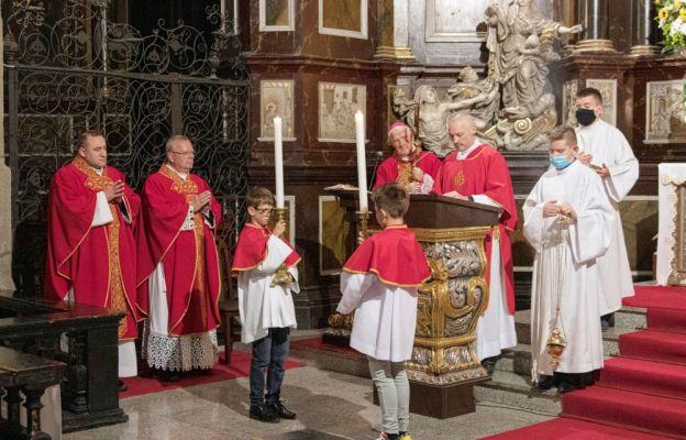 O św. Wacławie i z św. Wacławem - czyli odpust w świdnickiej katedrze