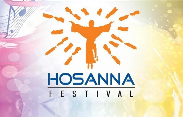 Hosanna festiwal już za tydzień!