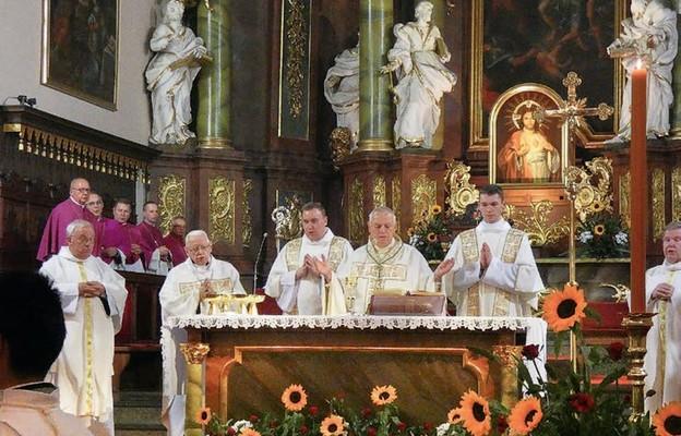 Rocznica poświęcenia katedry