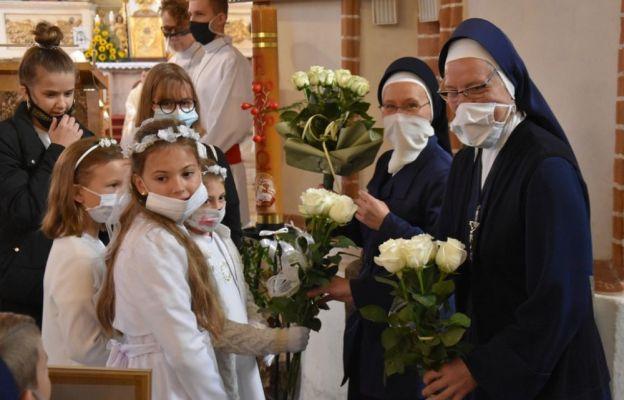 100-lecie obecności sióstr Służebniczek Niepokalanego Poczęcia NMP w Brodnicy
