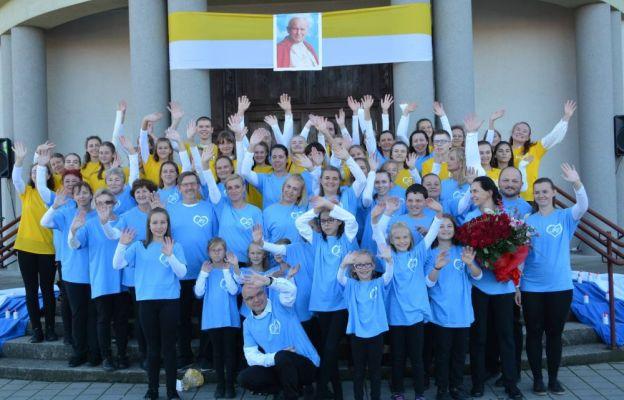 Niezwykły prezent dla Jana Pawła II w Bolesławcu