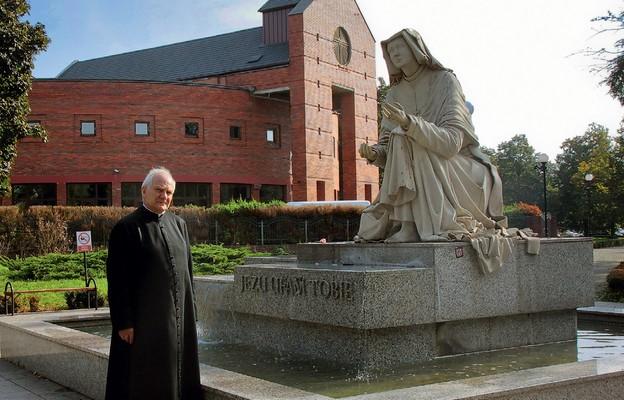 Miłosierdzie wparafii św. Faustyny