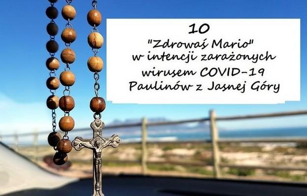 Modlimy się za Ojców Paulinów zakażonych COVID - 19
