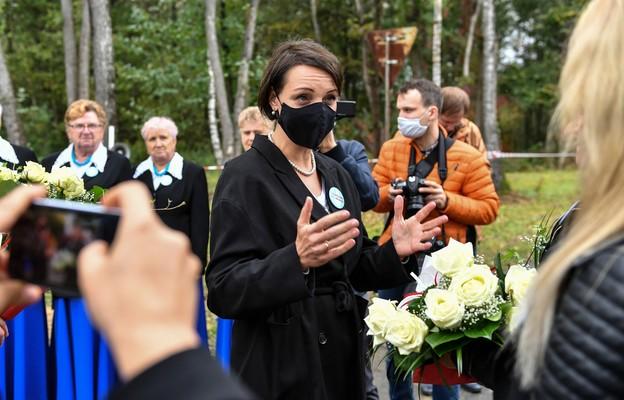 Wiceminister kultury, dziedzictwa narodowego i sportu Magdalena Gawin