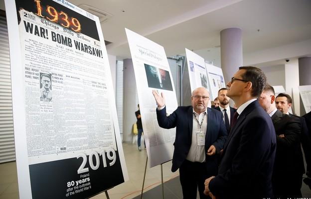 Polski głos w walce o prawdę historyczną