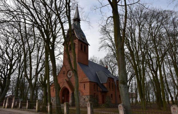 Kościół pw. Najświętszego Serca Pana Jezusa w Ryńsku