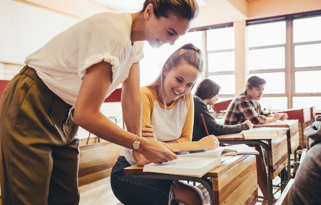 Nauczyciel - zawód z powołania