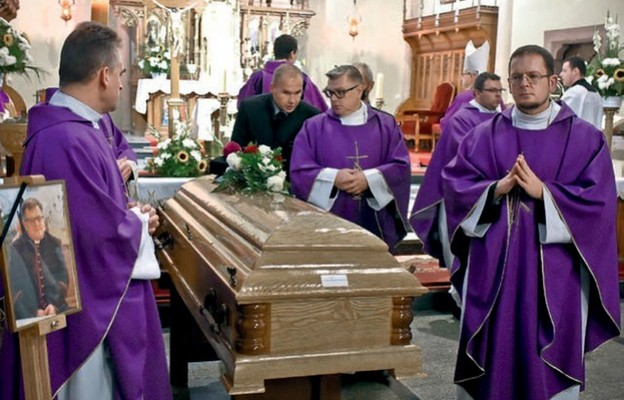 Kapłańskie pożegnania