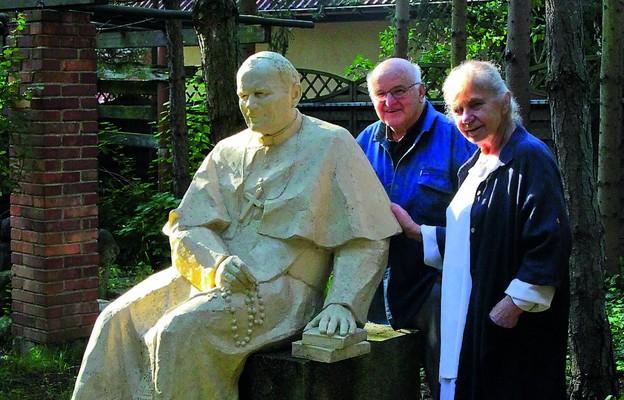 Jan Paweł II jest naszym domownikiem