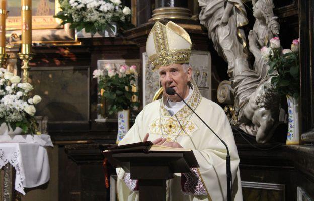 Mszy św. imieninowej przewodniczył sam solenizant bp Ignacy Dec