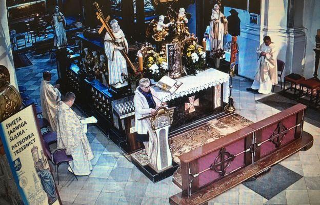 Duchowa Pielgrzymka Kobiet do grobu św. Jadwigi