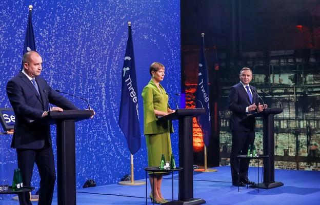 Prezydent Duda rozmawiał z prezydent Estonii m.in. o bezpieczeństwie regionalnym