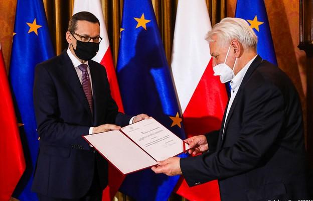 Andrzej Horban na czele specjalnej grupy rządowych doradców epidemiologicznych
