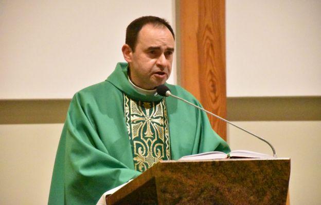 Rekolekcje prowadzi ks. dr Jacek Marciniec