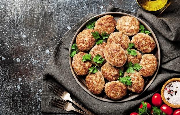 Kotleciki z mięsa rosołowego