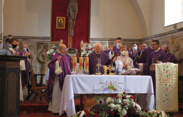 Msza św. pogrzebowa