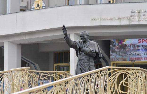 Jan Paweł II - patron Kujawsko-Pomorskiego