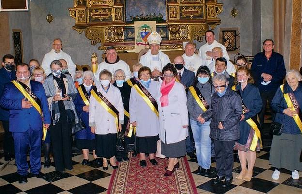100 lat tercjarstwa w Olkuszu