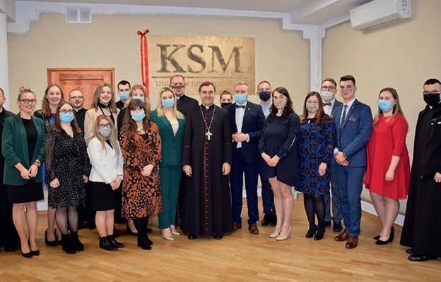 """Srebrny jubileusz """"Niedzieli Pod laskiej"""" i KSM"""