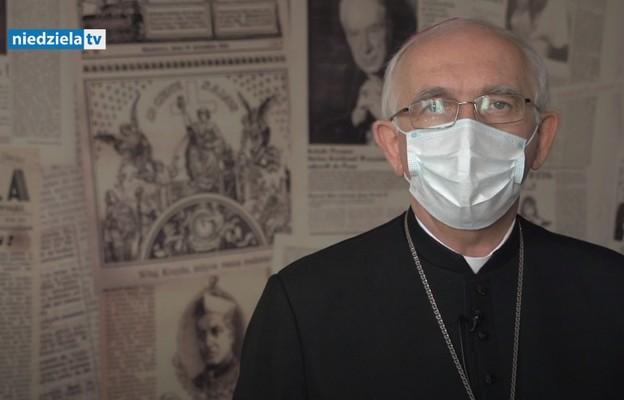 Nasza odpowiedzialność za życie - przesłanie abp Depo ws. aktów profanacji kościołów