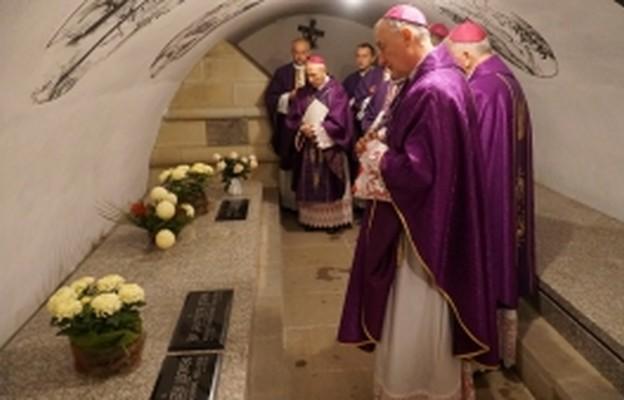katedralne krypty w Tarnowie