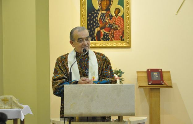 ks. kan. Stanisław Wójcik były misjonarz w kraju i za granicą