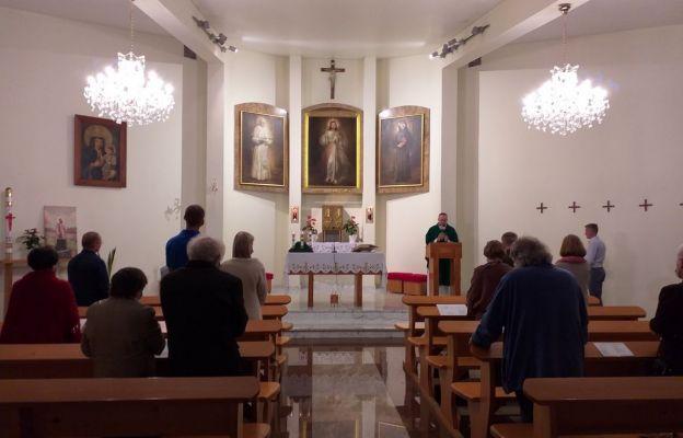 Modlitwa na październikowym Spotkaniu Małżeńskim.