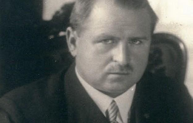 Symboliczny grób prezydenta Starzyńskiego