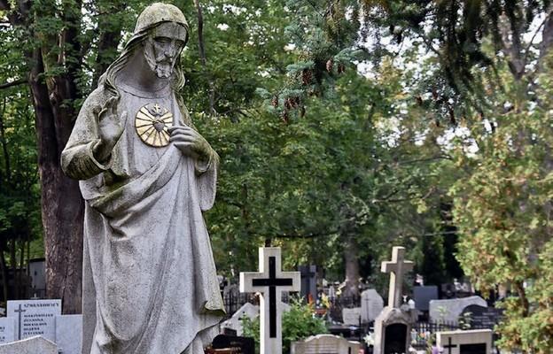 Cmentarz św. Jerzego jest najstarszą nekropolią w Toruniu